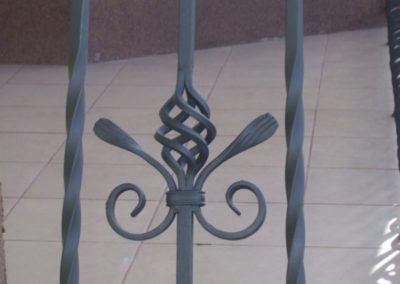 balustrada szczegóły