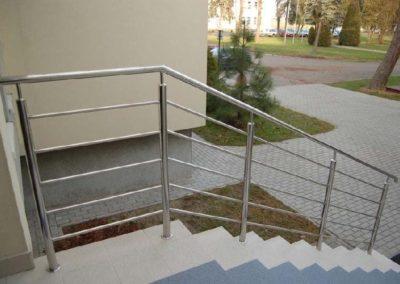 nowoczesna balustrada schodowa