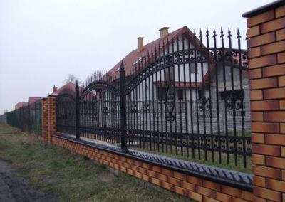 ogrodzenia metalowe radom