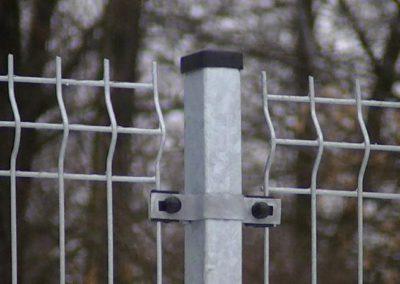 ogrodzenia panelowe zgrzewane